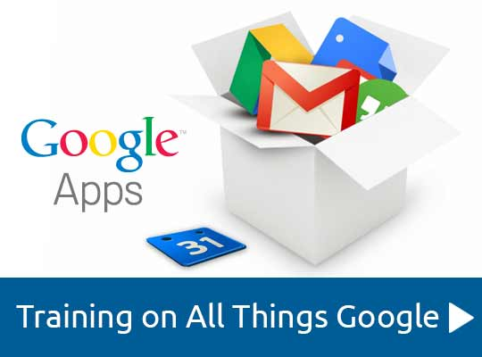 Training on All Things Google