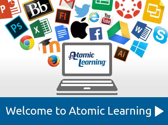 Welcome to Atomic Learning