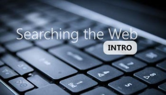 Searching the Web - Intro