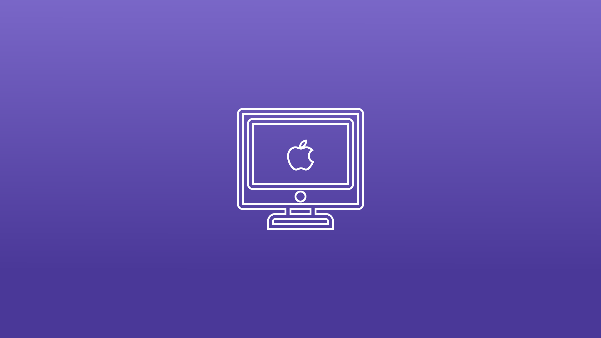 Mac OS X 10.4 (Tiger) - Orientation Training