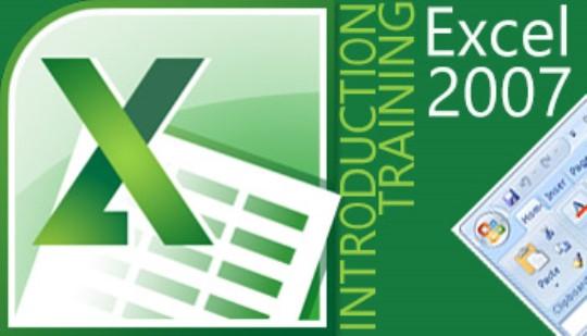 Excel 2007 - Intro