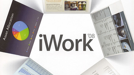 Pages (iWork '08) - Advanced Training