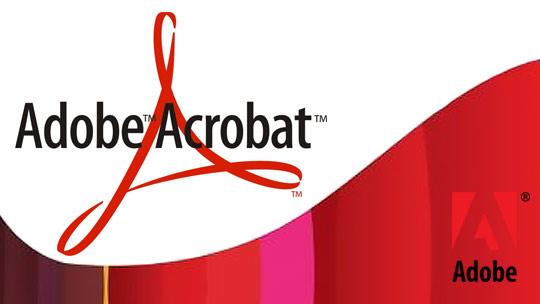 Acrobat Pro 9 - Intro Training