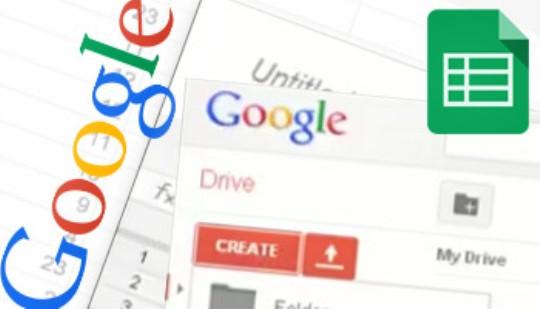 Google Sheets - Basics Training
