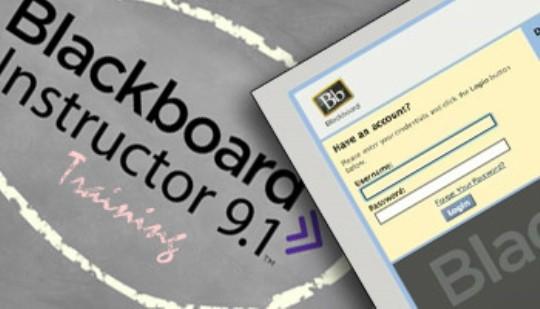 Blackboard Learn™ 9.1 - Instructor Training