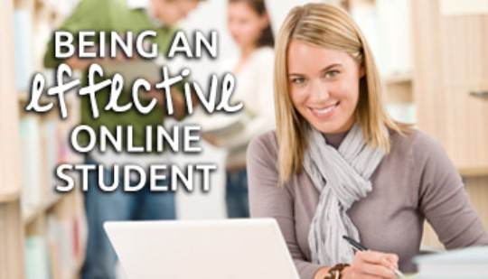 Being an Effective Online Student