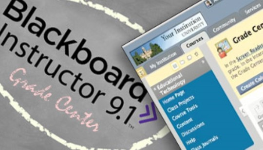 Blackboard Learn™ 9.1 Instructor - Grade Center Training