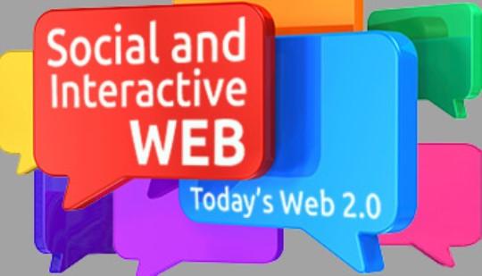 The Social & Interactive Web: Today's Web 2.0