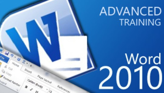 Word 2010 - Advanced Training