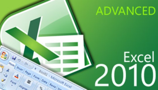 Excel 2010 - Advanced Training