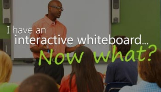 I Have an Interactive Whiteboard, Now What?