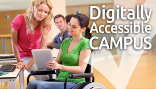 A Digitally Accessible Campus