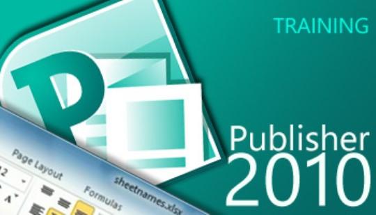 Publisher 2010 Training