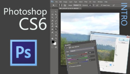 Photoshop CS6 - Intro Training