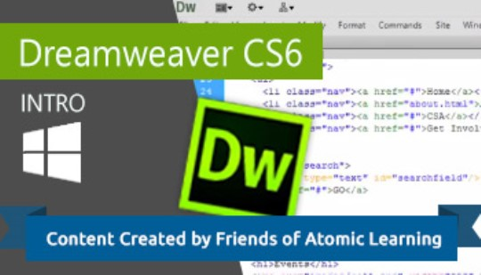 Dreamweaver CS6 - Intro Training