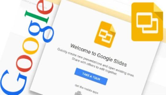 Google Slides - Sharing & Publishing Training