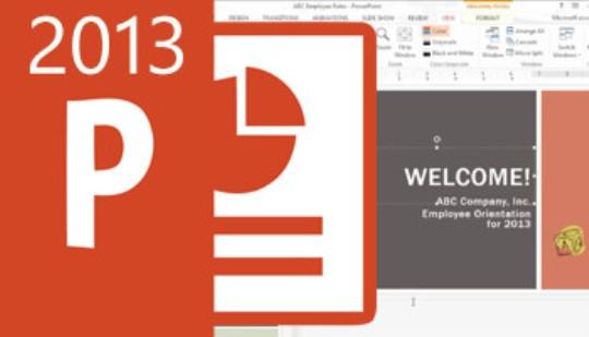 PowerPoint 2013 - Intro Training