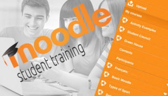 Moodle 2.4 - Student Training