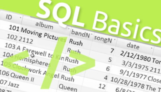 SQL - Basics Training