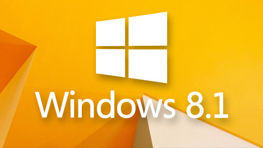 Windows 8.1 - Training