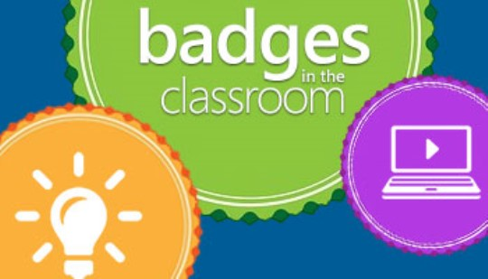 Badges in the Classroom Training