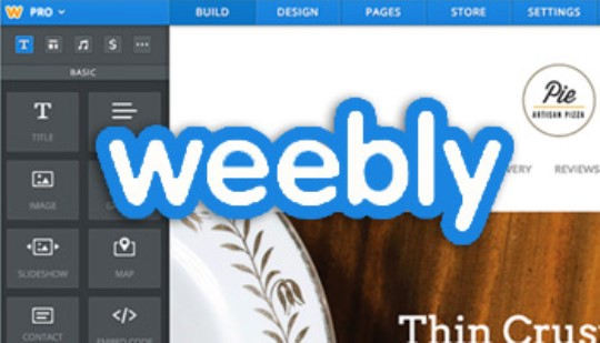 Weebly Training