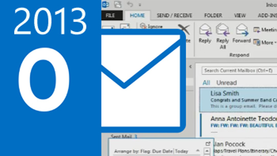 Outlook Web App Mail 2013 Training