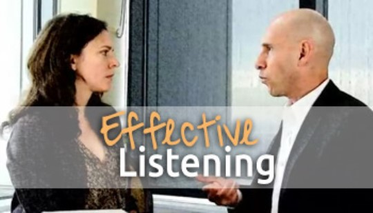 Effective Listening Training