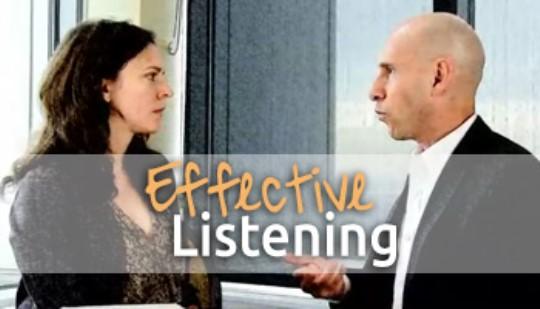 Effective Listening Training