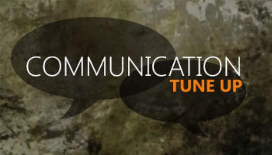 Communication Tune Up Training