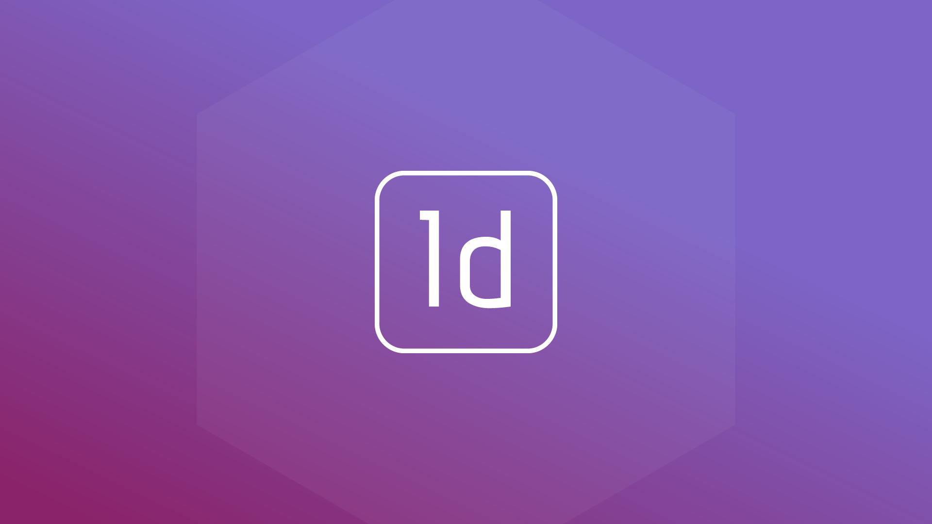InDesign Creative Cloud 2014 - Training