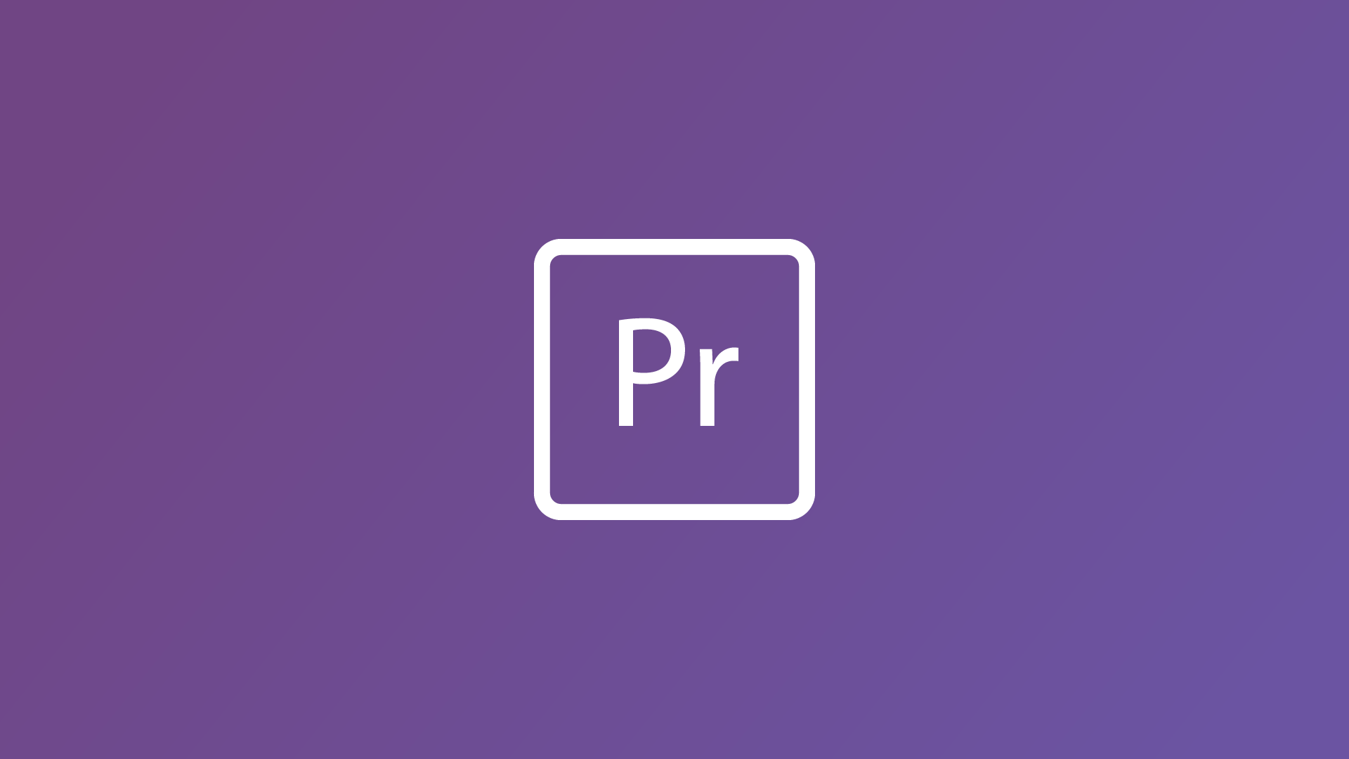 Premiere Pro Creative Cloud 2014 Training