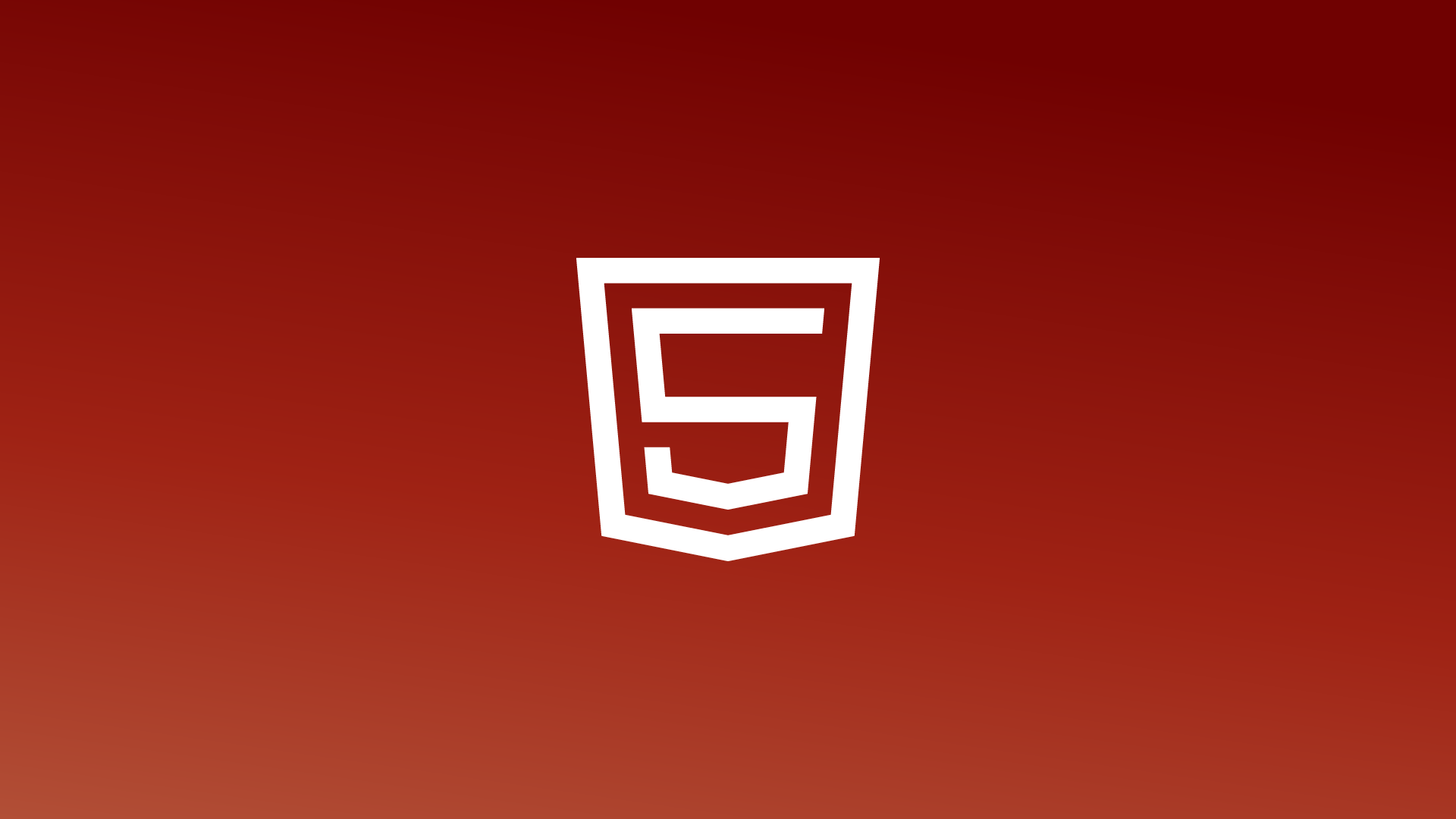 HTML5 - Events, Storage, Video & Audio Training