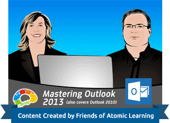 Mastering Outlook 2013