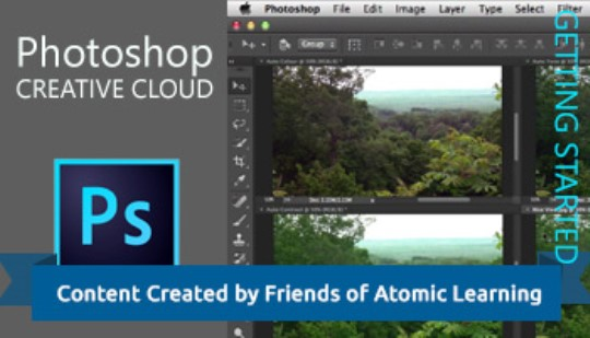 Photoshop Creative Cloud - Getting Started