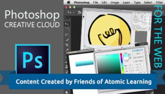 Photoshop Creative Cloud for the Web