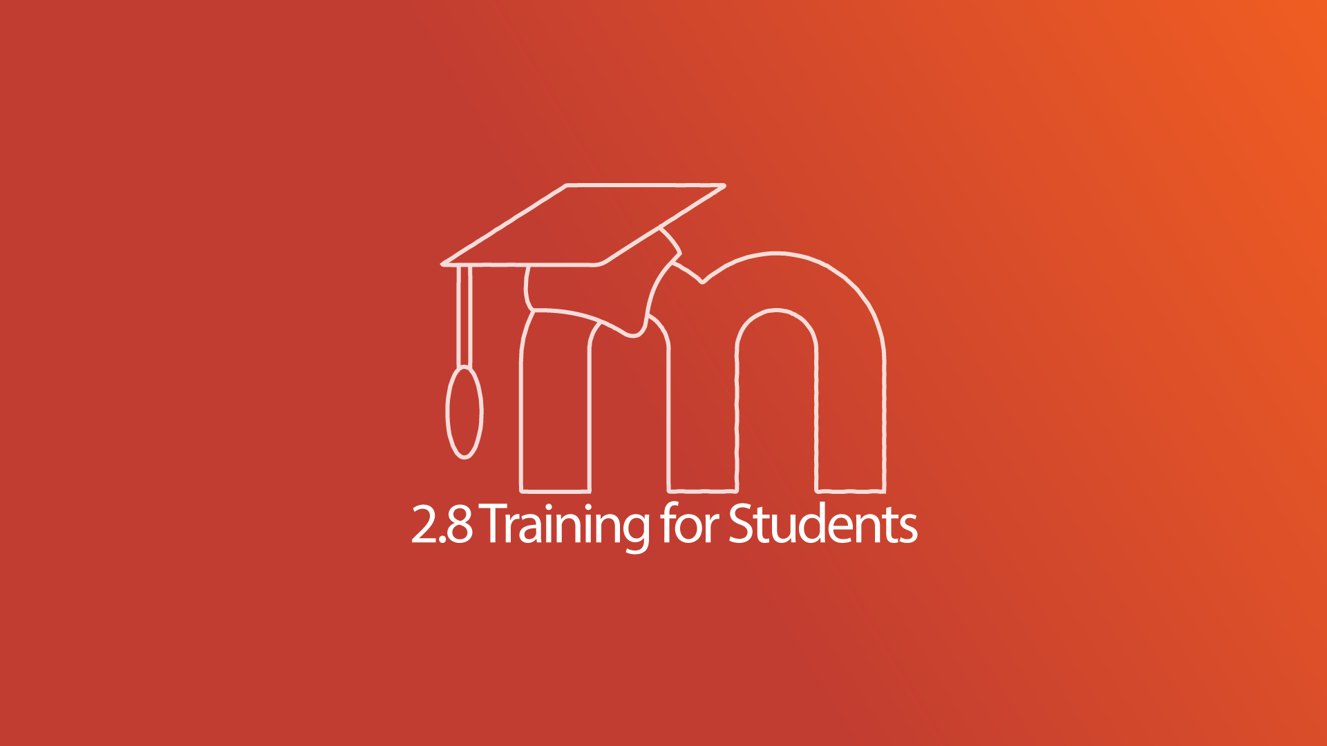 Moodle 2.8 Training for Students