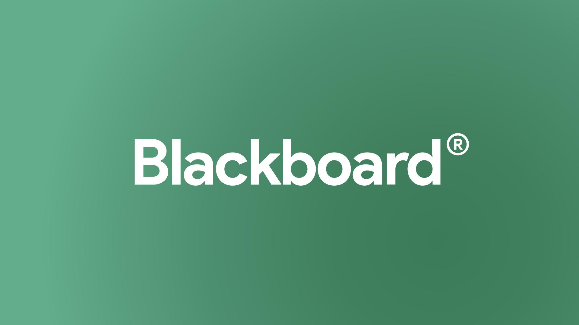 Blackboard Learn™ 9.1 Service Pack 14 - Grade Center Training