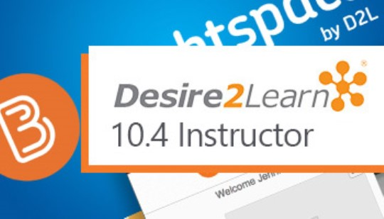 Desire2Learn (Brightspace) 10.4 - Instructor Training