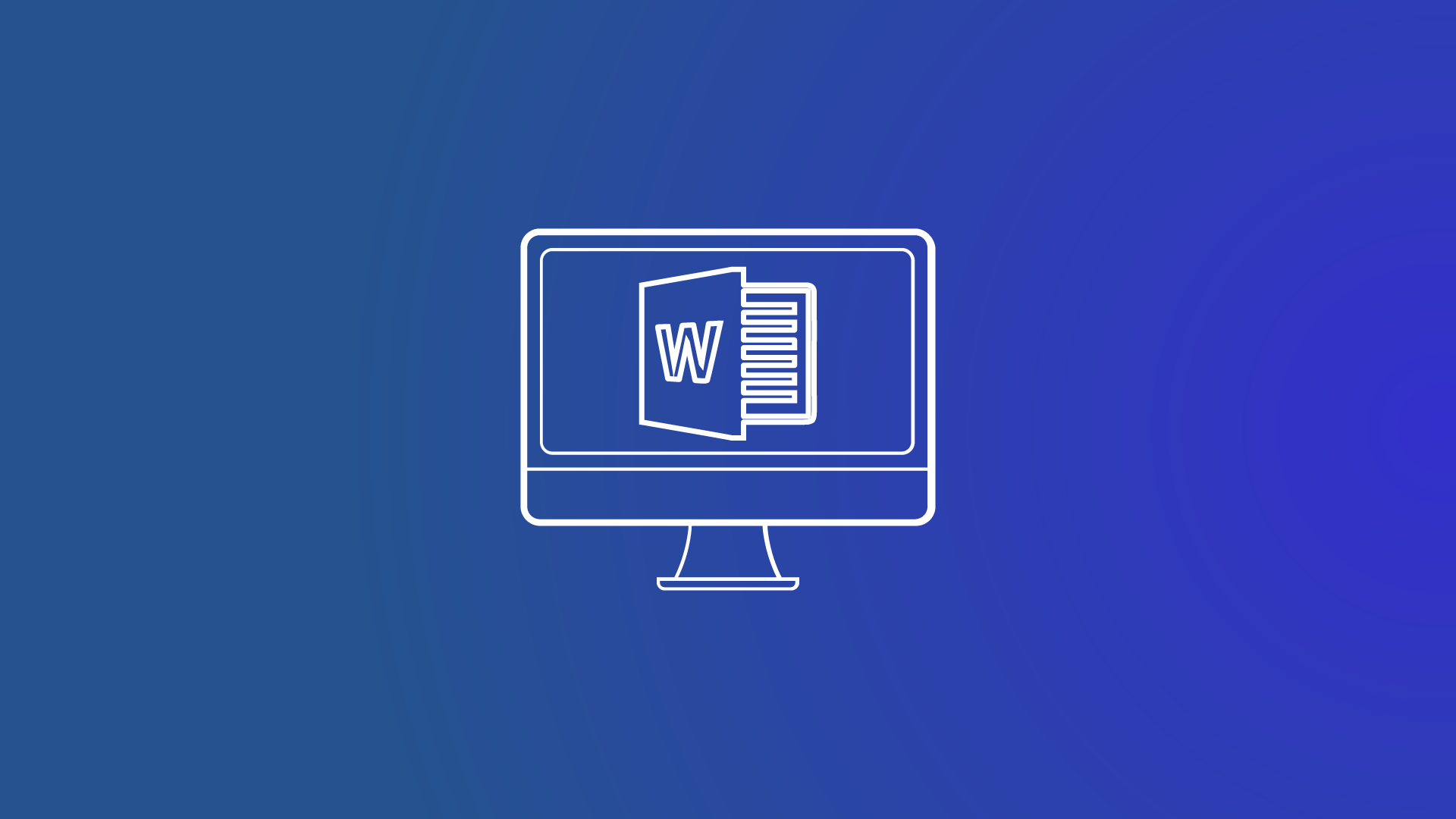 Word 2016 (Mac)