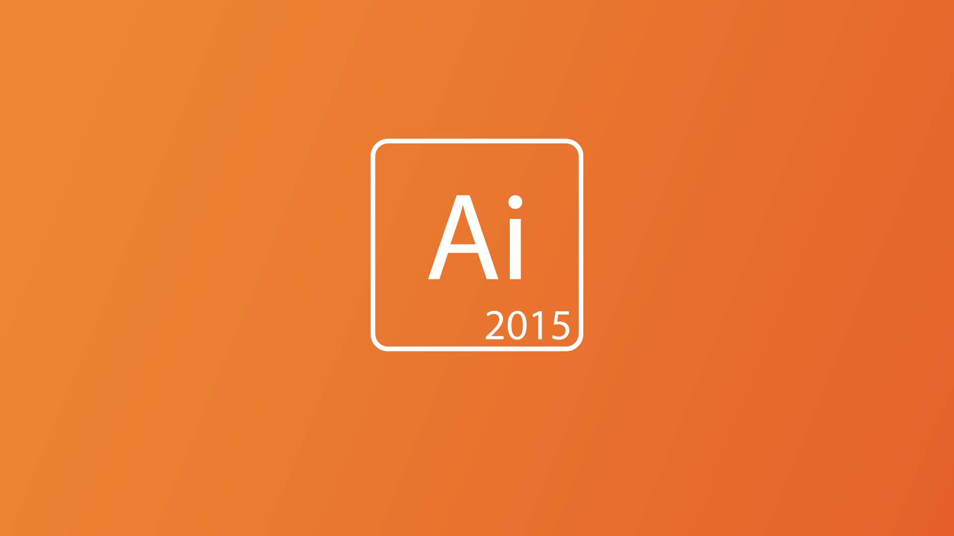 Illustrator Creative Cloud 2015
