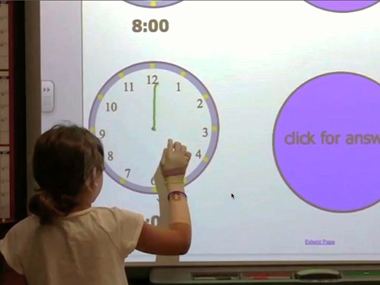 Spotlight: Engaging Students with Interactive Whiteboards Video Still