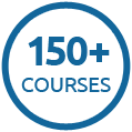 150+ Courses