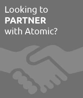 Looking to partner with Atomic?