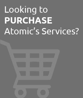 Looking to purchase Atomic's services?
